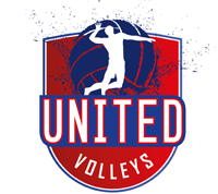 United Volleys Logo